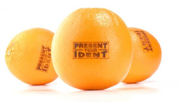 Laser Obst Orange