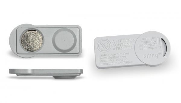 Ersatzmagnet SMAG Magnet standard für Namensschilder 5100-1001