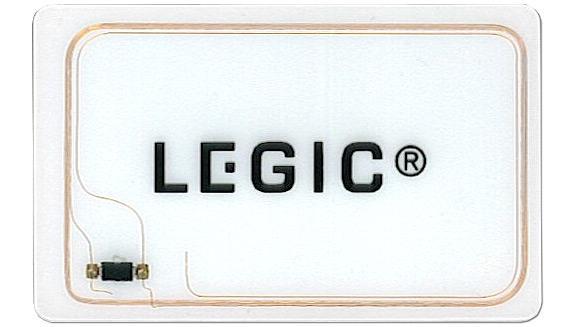 Legic MIM1024 Chipkarten, 1024 Byte