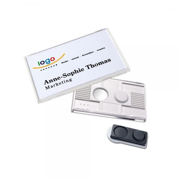 Vista 40 Magnet-Extra-Namensschild