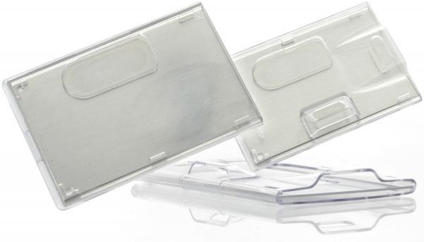 RFID Schutzhülle für Chipkarten, Doppel-Kartenhalter