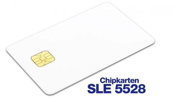 Chipkarten SLE5528, 1024Byte