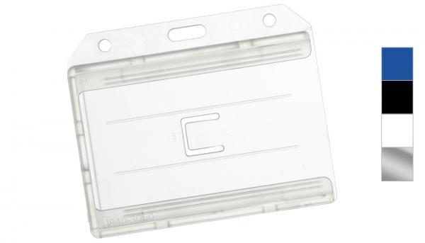 Offener Mehrfach-Kartenhalter aus Kunststoff