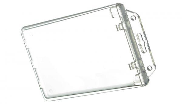Tresorhülle / Kartenhalter verschließbar aus Hartplastik