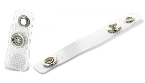 Schlüsselbänder Clip gewebeverstärkt