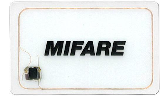 Mifare 1K Chipkarten, RFID Karte NXP S50, vpmf1k