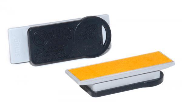 smag Magnet Namensschilder, selbstklebender Magnet extra stark