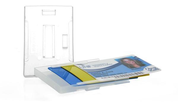Mehrfach-Kartenhalter für mehrere Ausweise