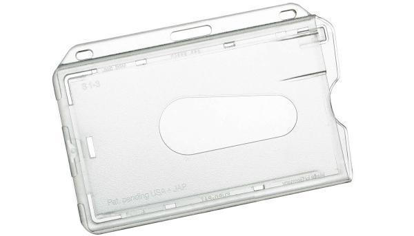 Kartenhuellen Hartplastik Polycarbonat